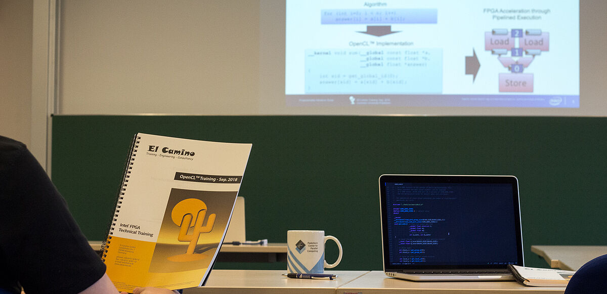Pc2 Article Tutorial On Working With Opencl For Intel Fpgas